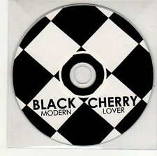 (EH757) Black Cherry, Modern Lover - DJ CD