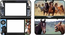 Nintendo 3DSXL 3 DS XL HORSE vinyl skin sticker decal sticker