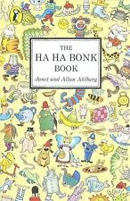 The Ha Ha Bonk Book by Janet Ahlberg, Allan Ahlberg (Paperback, 1982)