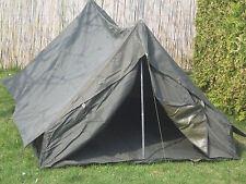 ORIG. FRENCH ARMY TWO-MAN TENT OLIVE NEW