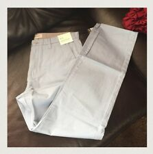 Calvin Klein Men's Slim Fit Pants - Baby Blue , Size 33/32 And 32/32 Available