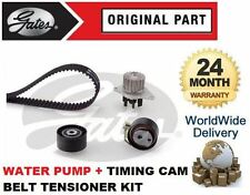 Per PEUGEOT 307 1.4 88BHP 2003-2007 Timing Cam Belt + KIT TENSIONATORE + POMPA ACQUA