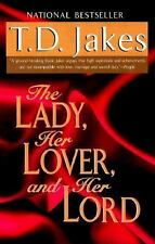 The Lady, Her Lover, and Her Lord paperback book by T D Jakes td FREE SHIPPING