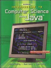 Introduction To Computer Science, Using Java, Student Edition (HS INTRO TO COM..