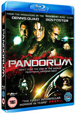 PANDORUM - BLU-RAY - REGION B UK