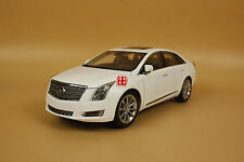 1/18 Cadillac XTS 2014 white color + GIFT