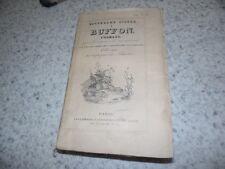 1836.Histoire naturelle des insectes.Lépidoptères T1.Boisduval