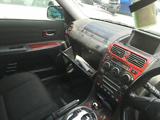 JDM TOYOTA ALTEZZA SXE10 RED CONSOLE AND SWITCHES VERY RARE OEM