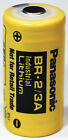 Panasonic BR-2/3A BR17335 3V Lithium Battery - Made in Japan, Non-Rechargeable