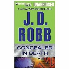 Concealed in Death (In Death Series), Robb, J. D., New Book