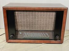 Telefunken  076WK  ' Repression radio'  wooden chassis  1940