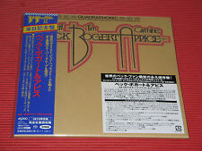 2016 Jeff Beck Bogert & Appice  JAPAN 5.1ch Hybrid SACD 7inch EP SIZE SLEEVE