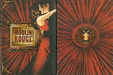 MOULIN ROUGE avec NICOLE KIDMAN, EWAN McGREGOR ( EDITION COLLECTOR 2 DVD )