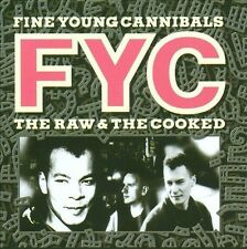 The Raw & The Cooked by Fine Young Cannibals (CD, Sep-1999, IRS)