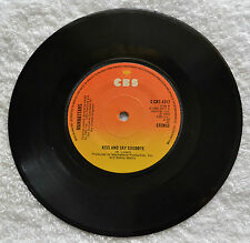 "Manhattans, Kiss And Say Goodbye, Wonderful World Of Love, 1976, 7"" 45rpm (11)"
