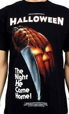 John Carpenter HALLOWEEN Notte Ehi Came Casa MAGLIETTA