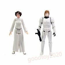 Star Wars Rebels Princess Leia & Luke Skywalker Action Figure Without Box