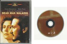 DEAD MAN WALKING - DVD – SUSAN SARANDON – SEAN PENN – TIM ROBBINS