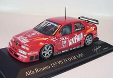 Minichamps PMA 1/43 430950218 Alfa Romeo 155 V6 DTM 95 Pres. S. Modena OVP #960