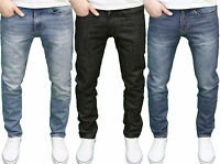 AFS Mens Designer Branded Slim Fit Jeans, Available in 3 Colours, BNWT