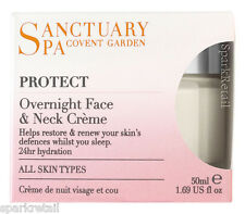 Sanctuary Spa Reverse OVERNIGHT MIRACLE OIL Face/Facial Night Treatment 30ml