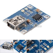 TP4056 MiniUSB 5V 1A Lithium ion LiPo Battery Charging Board Charger Module #1B7