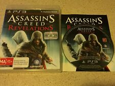 Assassins Creed Revelations - Sony Playstation 3 Game (ps3)