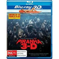 PIRANHA (2010) : NEW 3D Blu-Ray