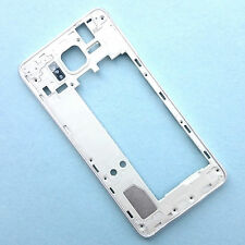 Genuine Samsung Galaxy Alpha metal side chassis housing+buttons Grade A SM-G850F