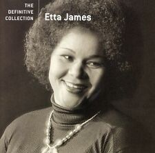 The Definitive Collection, Etta James, New Original recording remastered