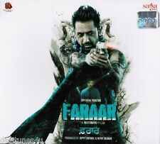 FARAAR * GIPPY GREWAL - BOLLYWOOD PUNJABI SOUNDTRACK CD - FREE POST