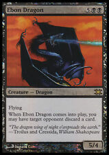 MTG Magic The Gathering From The Vault Ebon Dragon Foil Card