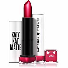 CoverGirl Katy Perry Kat Matte Lipstick (Cat Call) Limited Edition