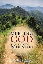 Meeting God on the Mountain by Verla M. Blom (2016, Paperback)
