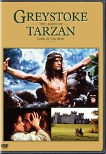 GREYSTOKE THE LEGEND OF TARZAN LORD OF THE APES New DVD Christopher Lambert