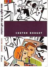 One Night @ the Call Center, Chetan Bhagat