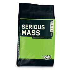 OPTIMUM NUTRITION Serious mass5 45 kg-VANIGLIA
