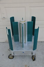 """CRES-COR Crown-X 501 10"""" DISH PLATE CART - CATERING, RESTAURANT, COMMERCIAL"""