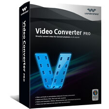 Wondershare Video Converter PRO lifetime Vollversion ESD Download