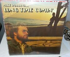 1977 MIKE ROBBINS LONG TIME COMIN COUNTRY ROCK AVI #AVL6021 NEW SEALED LP