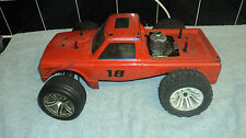 CEN MG-16 MG16 1/10th SCALE NITRO TRUCK BUGGY ROLLING CHASSIS. SPARES or REPAIRS