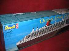 Revell ® 05223 1:400 OCEAN LINER queen mary 2 neuf emballage d'origine
