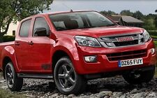ISUZU D-MAX WORKSHOP MANUAL  All New D- Max 2.5 Twin Turbo 2013 Onward