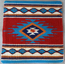 Wool Pillow Cover HIMAYPC-45 Hand Woven Southwest Southwestern 18X18
