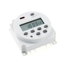 CN101A Digital LCD Programmable Timer AC 220V 16A Time Timer Relay Switch