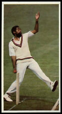 Andy Roberts #20 World's Greatest Cricketers Hobbypress Card (C83)
