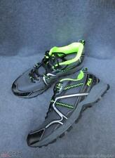 NWT$65 FILA Ascent 12 Pewter Gray Lime Black Men Hiking Shoes 12US/46EUR