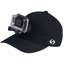 Smatree Cap with Quick Release Buckle Mount for GoPro Hero Camera M(57-59 C