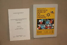 ALLYN & BACON MOLYMOD MOLECULAR MODEL SET FOR ORGANIC STEREO CHEMISTRY  5246