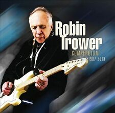 Compendium 1987-2013 by Robin Trower (CD, Dec-2013, 2 Discs, Repertoire)